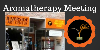 Aromatherapy MeetUps at RAC